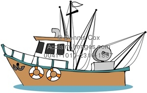 Fishing Boat Cartoon fishing 20boat 20clipart