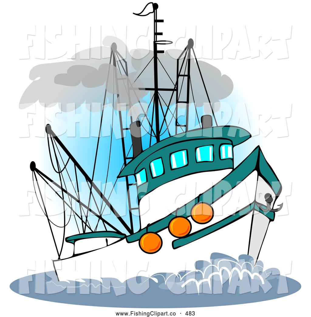 Fishing boat clipart clipart panda free clipart images for Free fishing boats