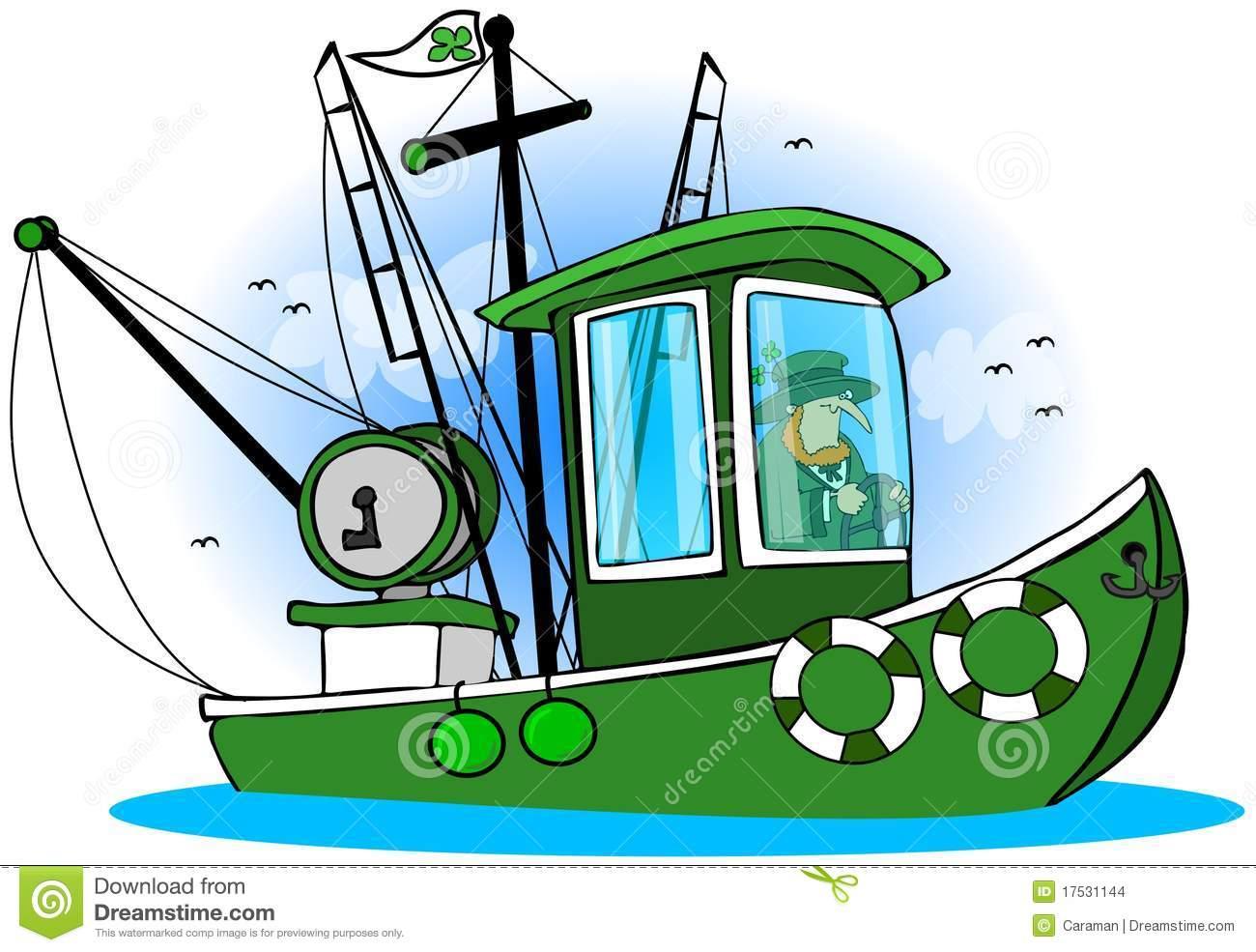 Sport Fishing Boat Clip Art   Clipart Panda - Free Clipart ...