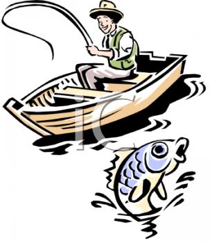 Fishing Clip Art