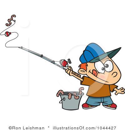 Kids Fishing Clip Art Fishing clip art