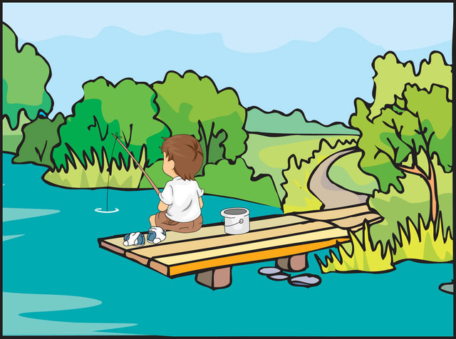 Fishing Clipart | Clipart Panda - Free Clipart Images