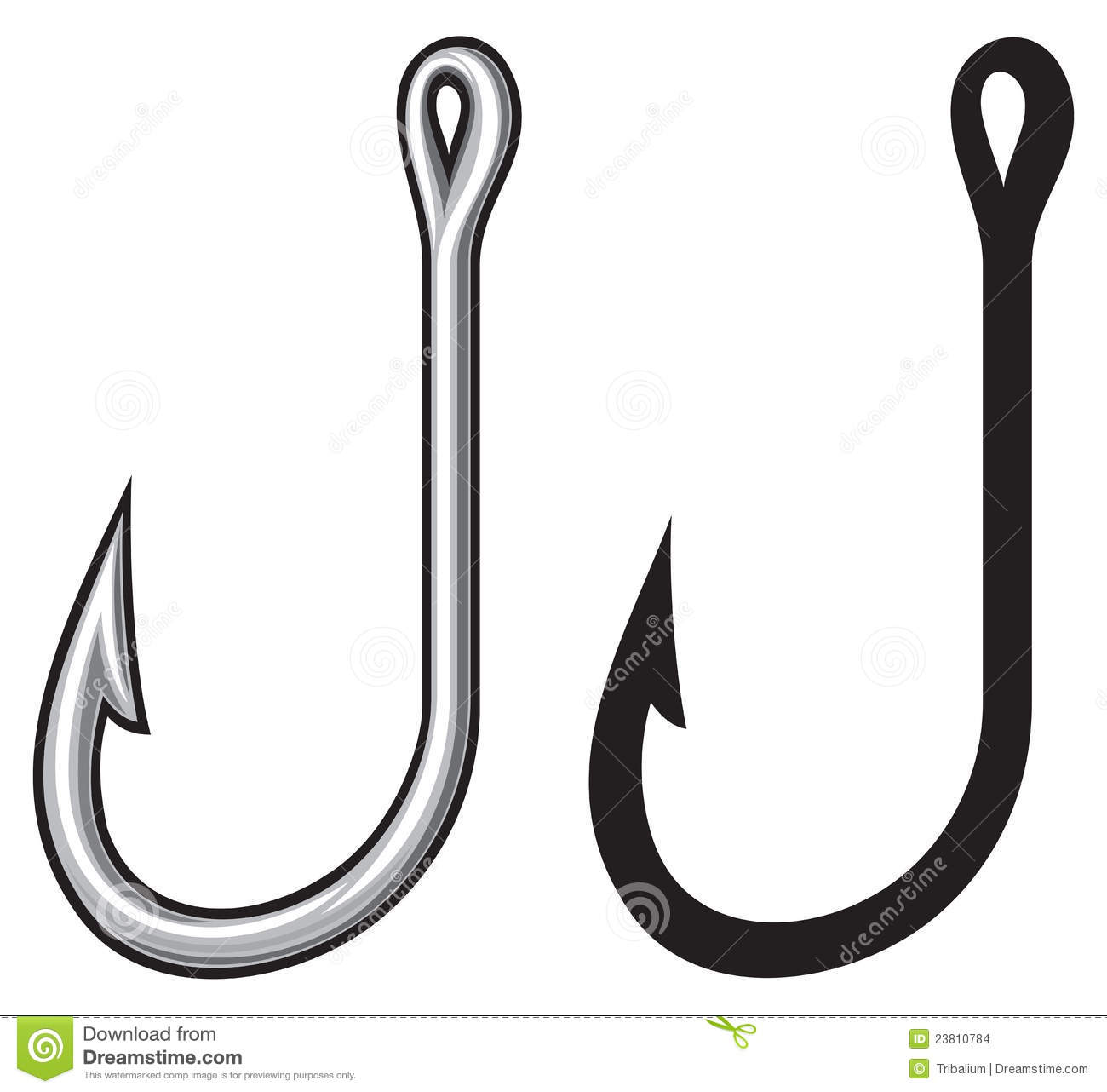 Free fishing hooks driverlayer search engine for Pictures of fishing hooks
