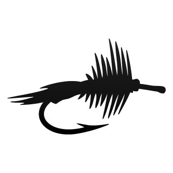 Fishing Hook Heart Decal | Clipart Panda - Free Clipart Images
