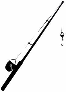 fishing pole vector clipart panda free clipart images