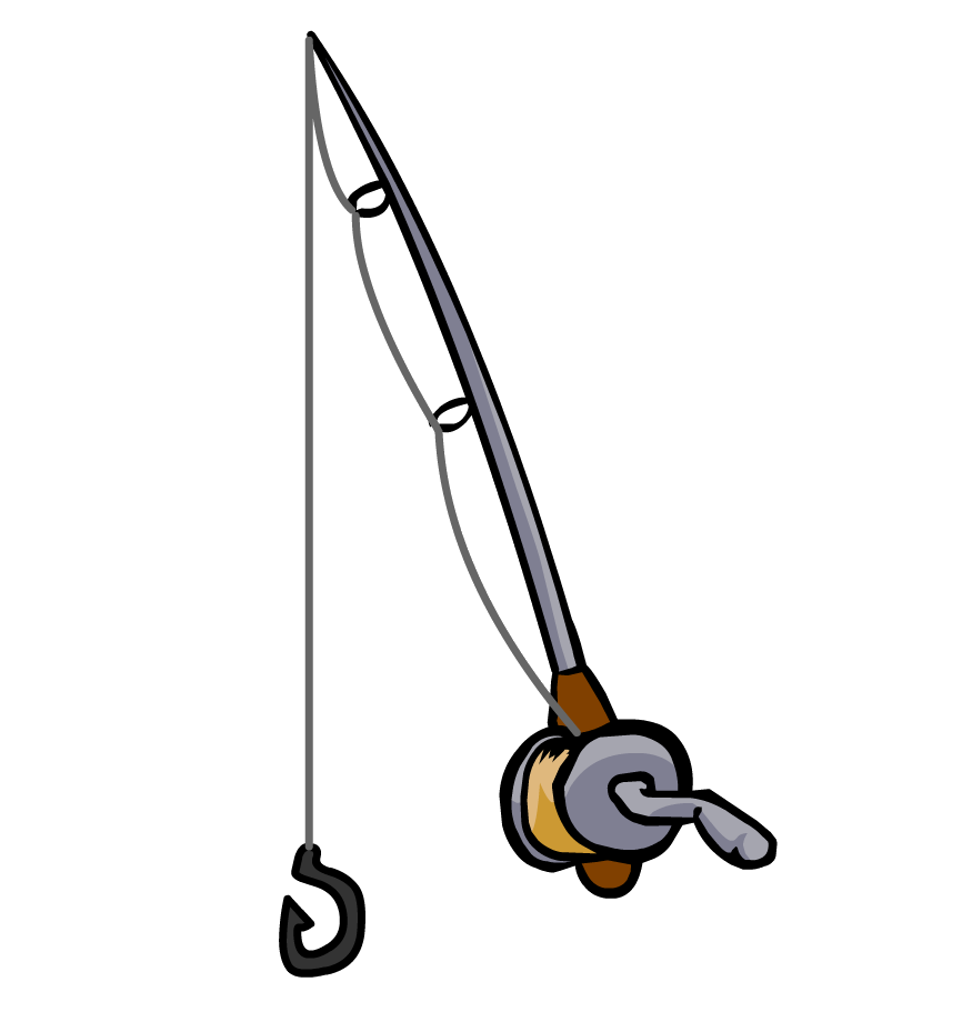 fishing pole clipart clipart panda free clipart images