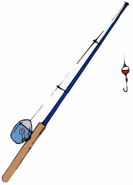 Fishing pole clipart black and white clipart panda for Batman fishing pole