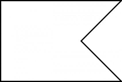 Флажки из бумаги шаблоны