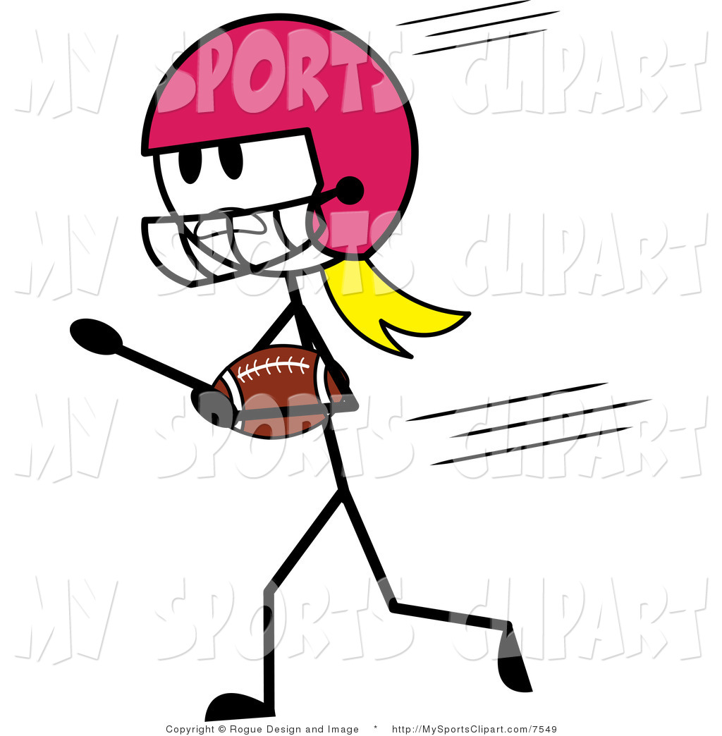Clip Art Flag Football Clipart flag football clipart black and white panda free