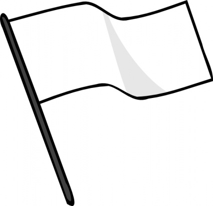 Flags Clip Art Black And White | Clipart Panda - Free ...