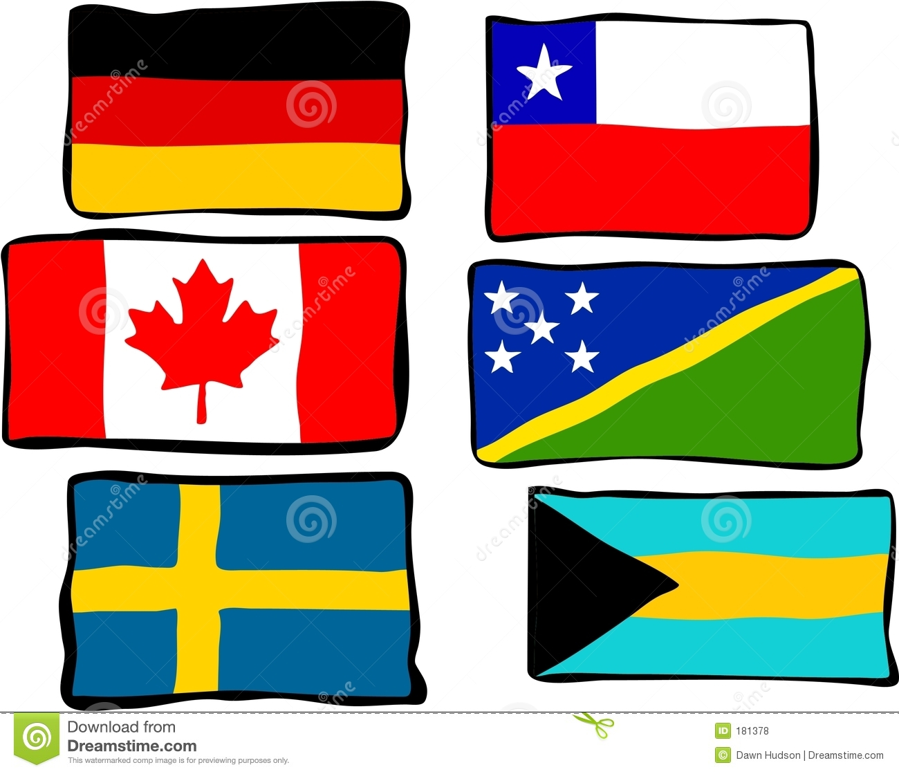 clipart flags - photo #42