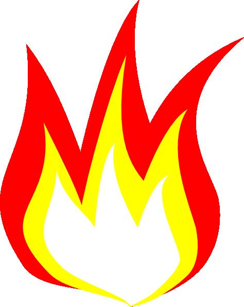 Flame Clip Art Free