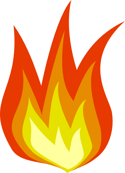 Image result for clipart flames