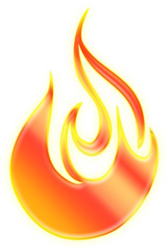 Flame Clip Art Torch Free   Clipart Panda - Free Clipart ...