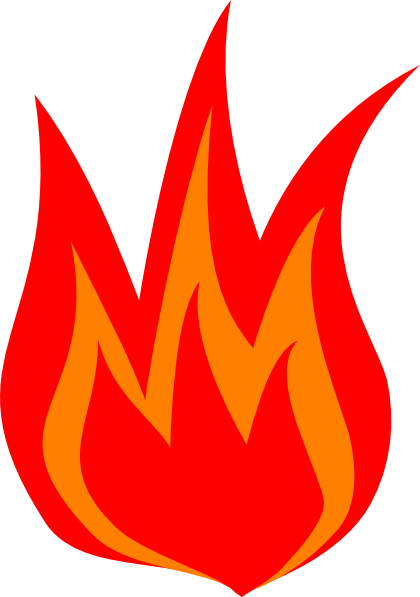 Fire Flame Cartoon | Clipart Panda - Free Clipart Images
