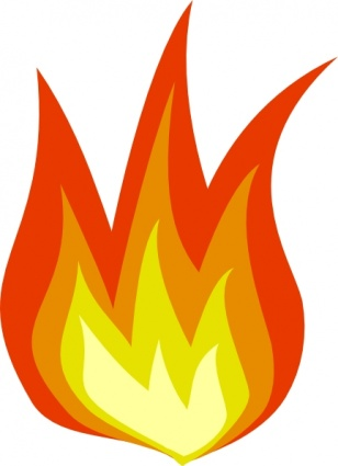 flames clipart
