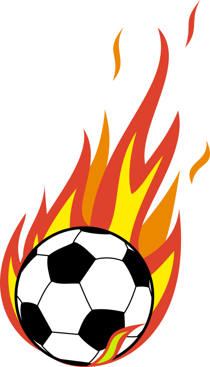 Flaming Soccer Ball Pictures | Clipart Panda - Free ...