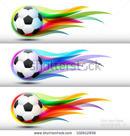 Flaming Soccer Ball Pictures Clipart Panda Free