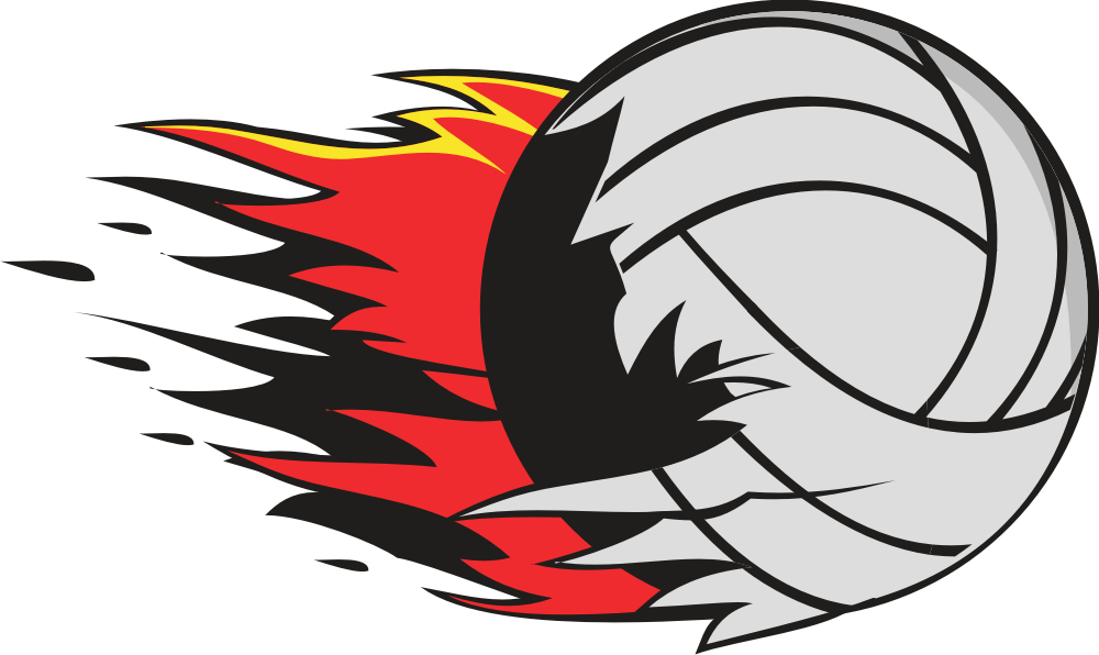 flaming volleyball clipart clipart panda free clipart Claw Marks Clip Art Tiger Claw Clip Art