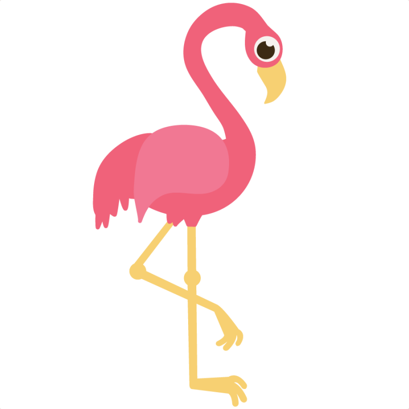 flamingo clip art black and white clipart panda free
