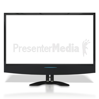 Flat Tv Clipart | Clipart Panda - Free Clipart Images