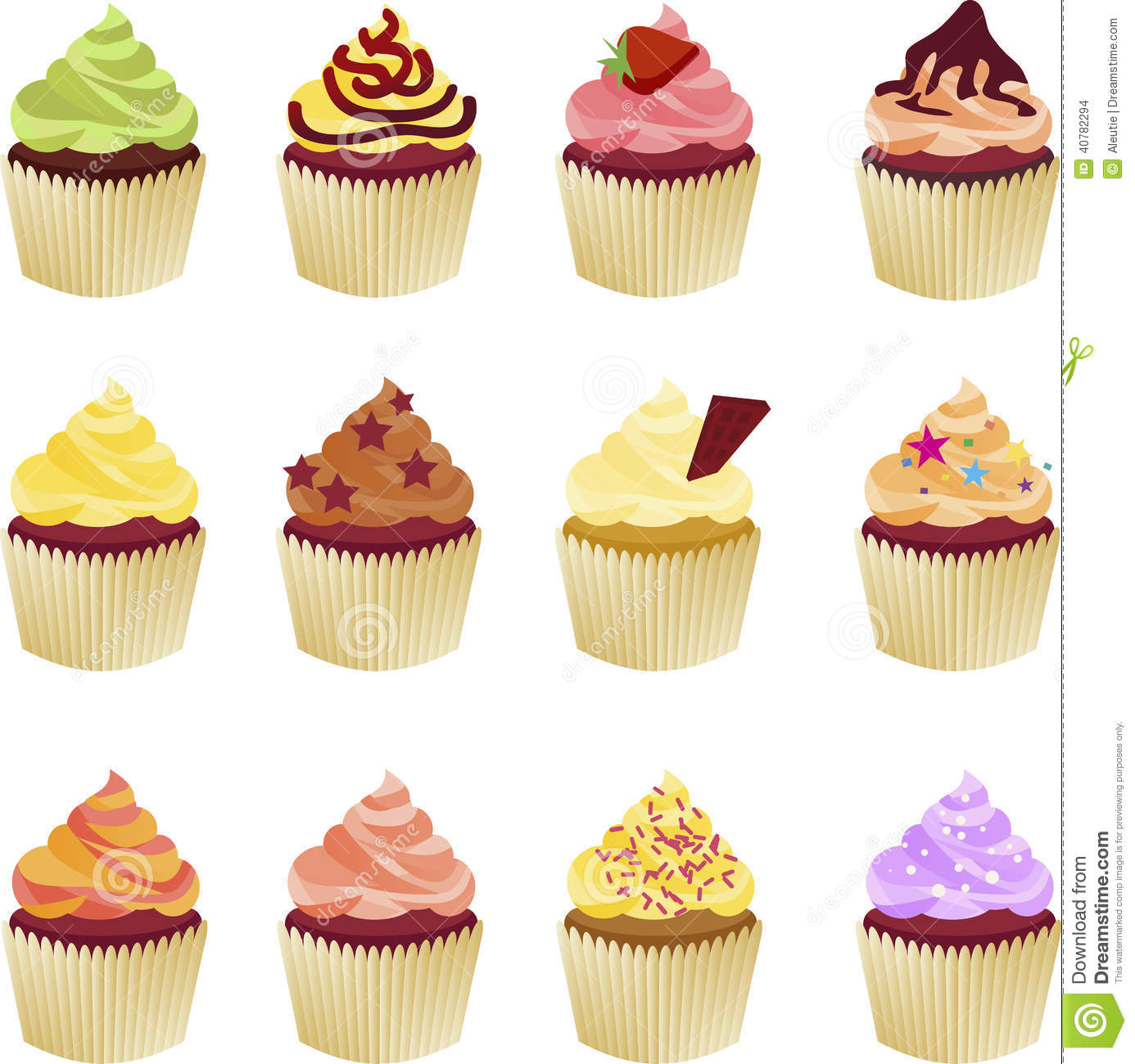 Difference Cakes Cupcakes