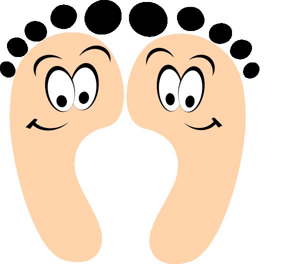 Purple Happy Feet clip art | Clipart Panda - Free Clipart Images