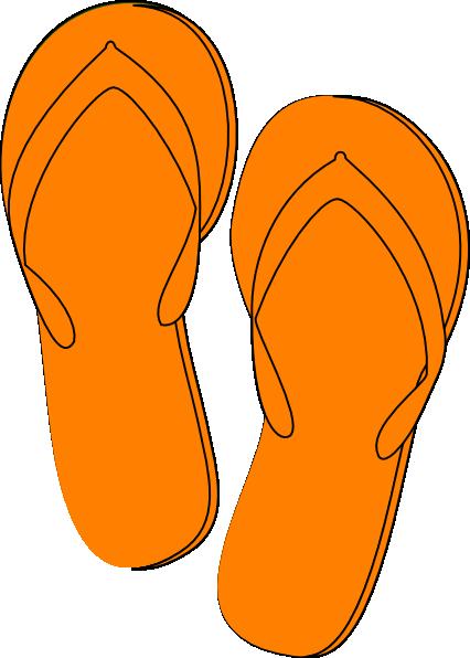Pin Flip Flops Clip Art