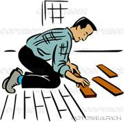 Install wood floor color clipart panda free clipart for Flooring installation