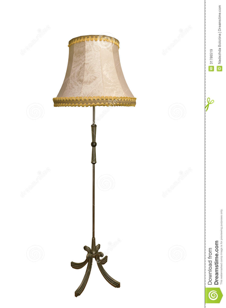 Floor Lamp Clipart Black And White | Clipart Panda - Free Clipart Images