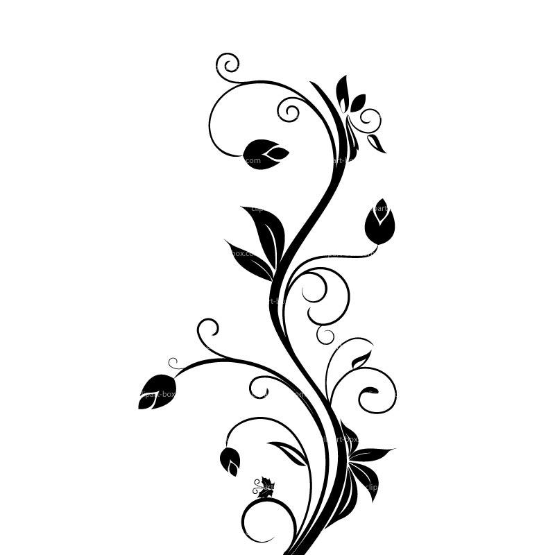 Floral Clip Art Designs Clipart Panda Free Clipart Images