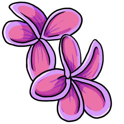 Pink flower clip art free clipart panda free clipart images clipart info mightylinksfo Choice Image