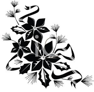Flower black and white clipart panda free clipart images flower20black20and20white mightylinksfo