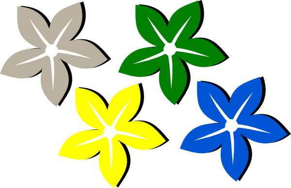 Flower Bouquet Outline Clipart | Clipart Panda - Free Clipart Images