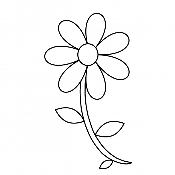 flower clip art outline clipart panda free clipart images rh clipartpanda com Black Outline of a Flower black flower outline clipart