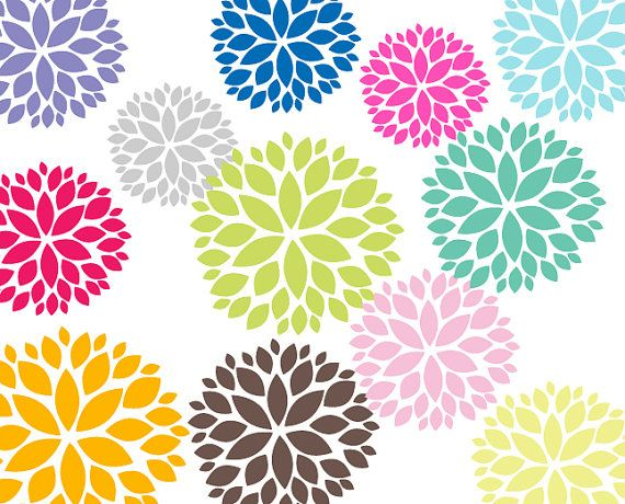 Flower Clipart Under 30 Kb | Clipart Panda - Free Clipart