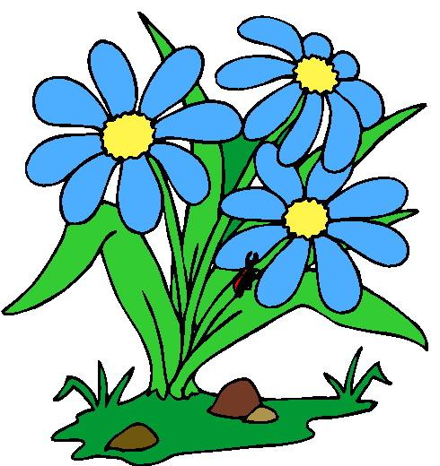 Flowers Clip Art Flowers clip