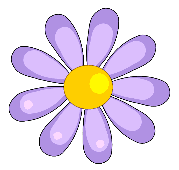 Happy Flower Clipart | Clipart Panda - Free Clipart Images