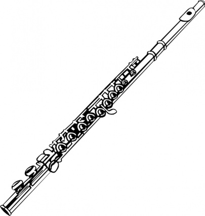 Music Instrument Clipart Black And White | Clipart Panda ...