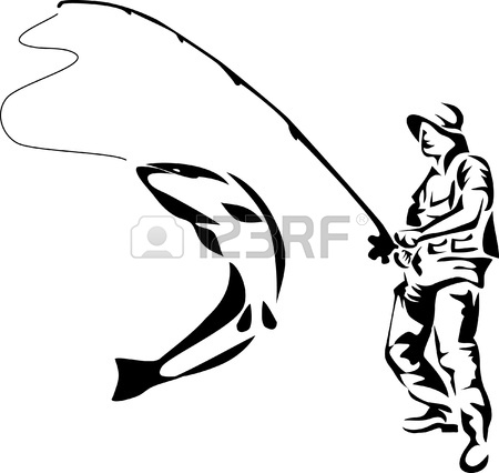 Bent Fishing Pole Clipart | Clipart Panda - Free Clipart ...