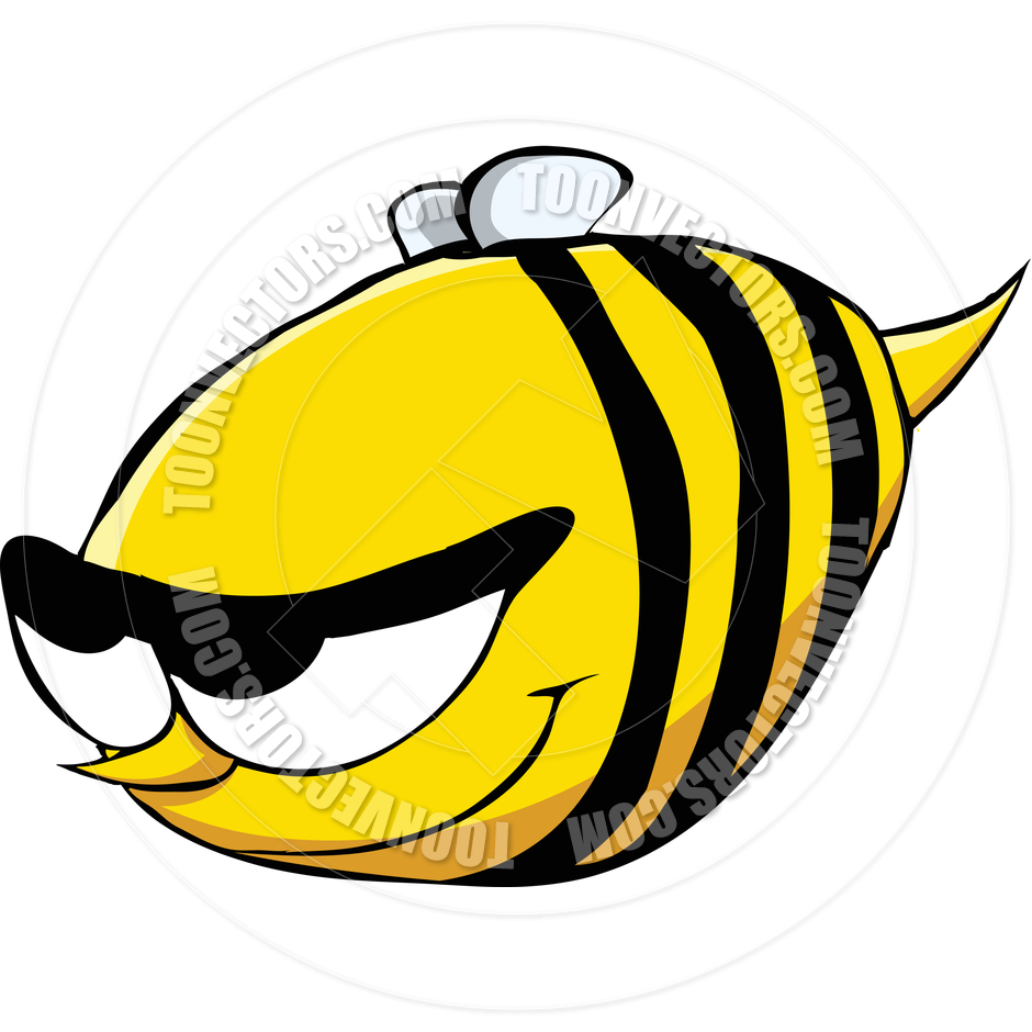 cartoon bee flying clipart panda free clipart images