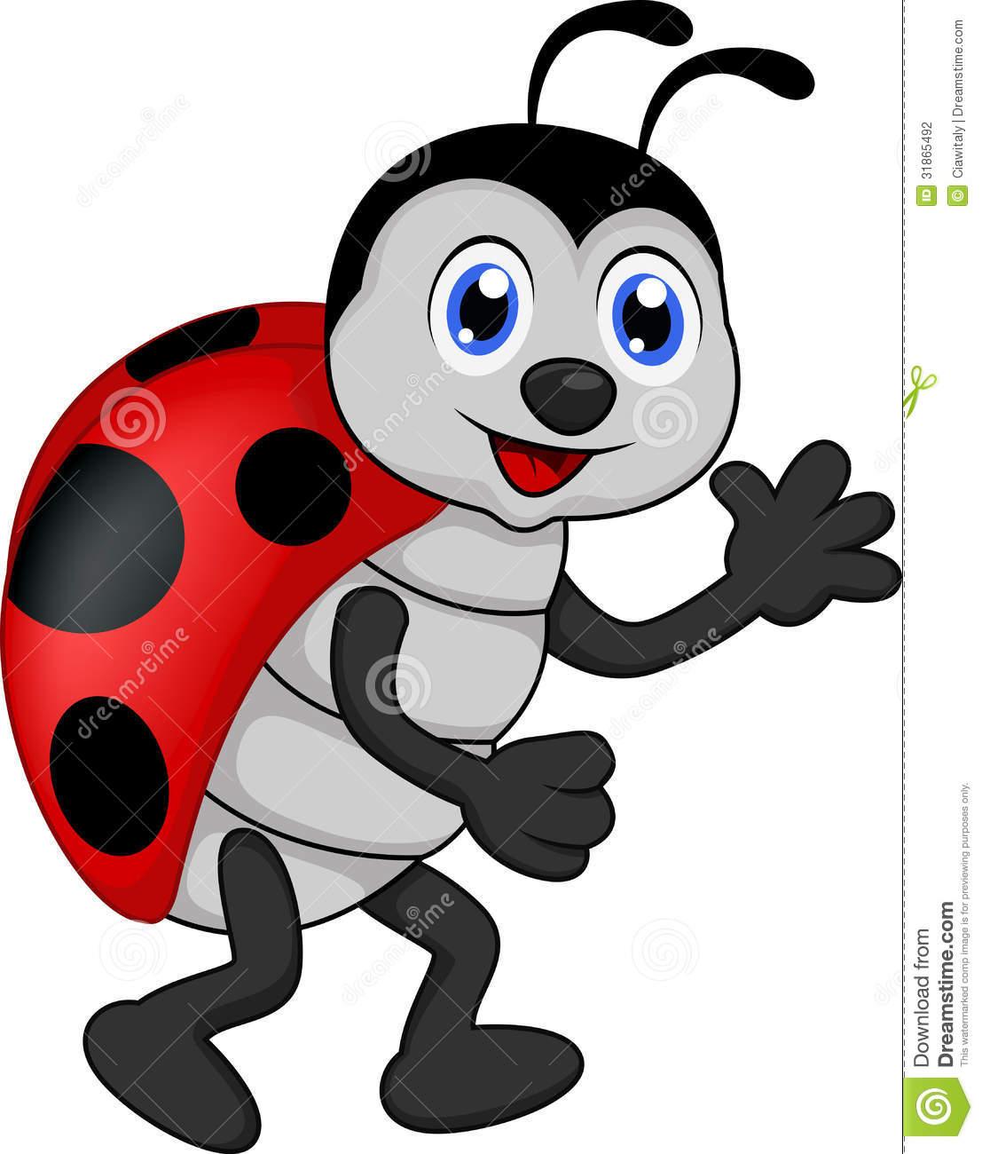 Cartoon Ladybugs Ladybug Pictures How To Draw