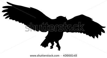 flying%20owl%20silhouette