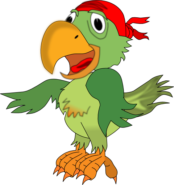 Flying Parrot Clipart | Clipart Panda - Free Clipart Images