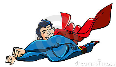 flying%20superwoman%20clipart