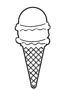 ice cream clipart black and white clipart panda free clipart images rh clipartpanda com ice cream clipart black and white free ice cream scoop clipart black and white