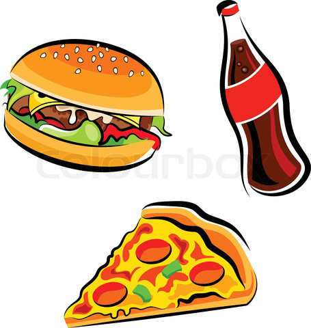 junk food snacks clipart clipart panda free clipart images junk food clipart free junk food clipart black and white