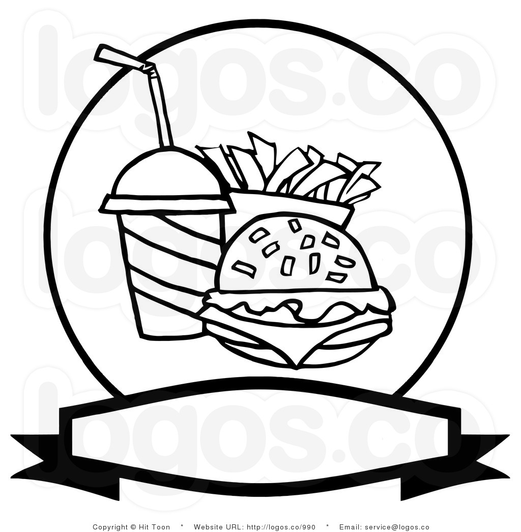 food%20clipart%20black%20and%20white