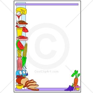 Keywords: borders food kitchen | Clipart Panda - Free ...