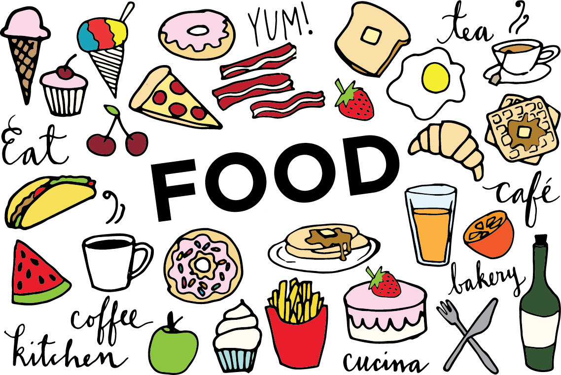 Food clipart clipart panda free clipart images for Cuisine tech